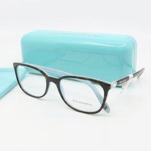 TF 2109-H-B 8134 Tiffany & Co Havana Eyeglasses